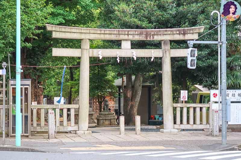ศาลเจ้าฮะโตะโนะโมริ ฮะจิมังกู